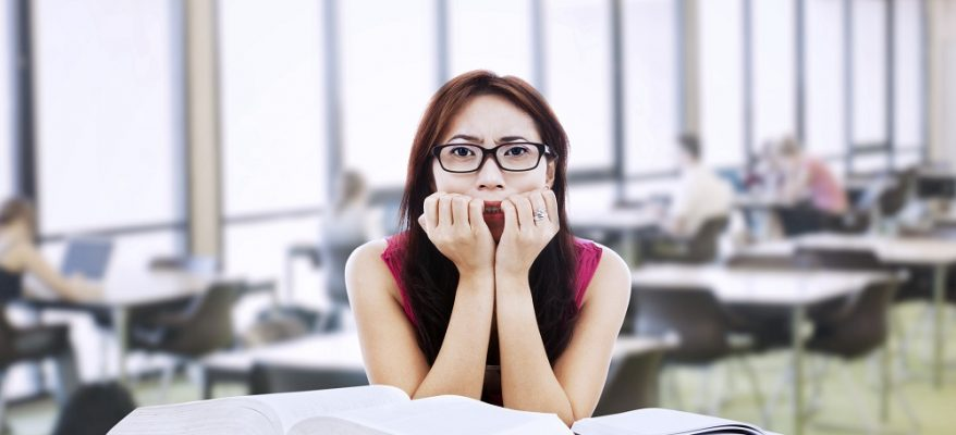 come vincere lo stress da esame