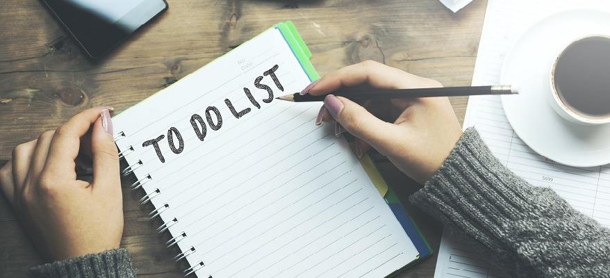 come fare le to do list