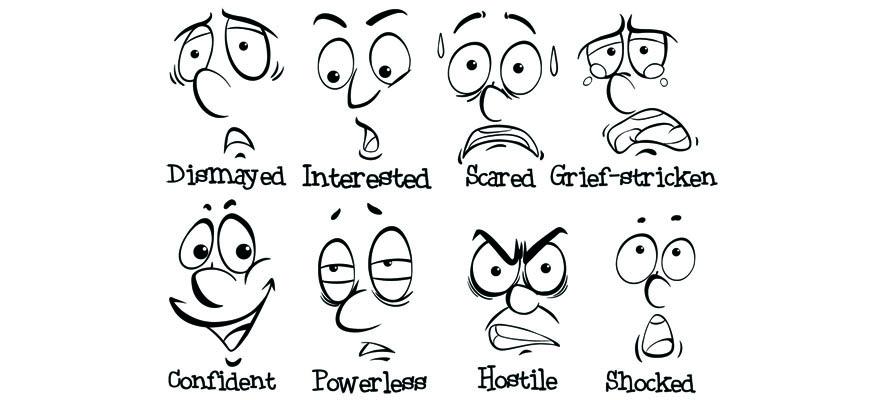 analista del comportamento emozionale del volto