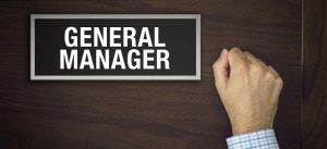 come diventare general manager