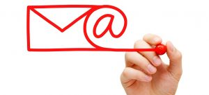 scrivere una mail formale